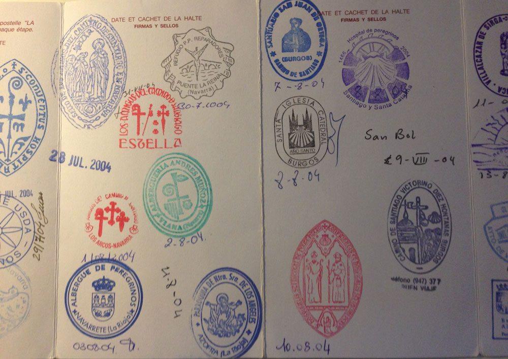 Where To Get A Pilgrims Passport For The Camino De Santiago Cost