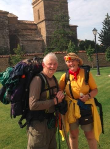 Backpacks Camino de Santiago